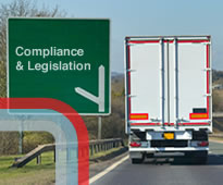 The two biggest costs that HGV legislation brings to a business fleet