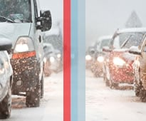Take on frost and fog with some winter driving tips