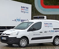 How refrigerated van hire can transform the food and drinks industry