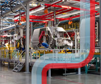 What does UK manufacturing sector slump mean for fleet management?