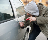 The latest vehicle theft techniques used by thieves