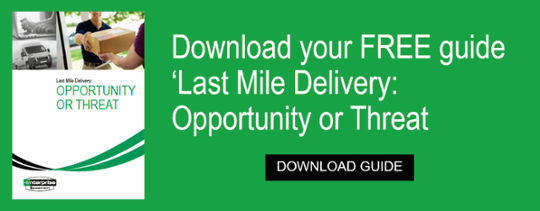 7 trends in last mile delivery