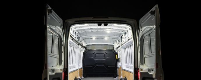 top tips for van racking