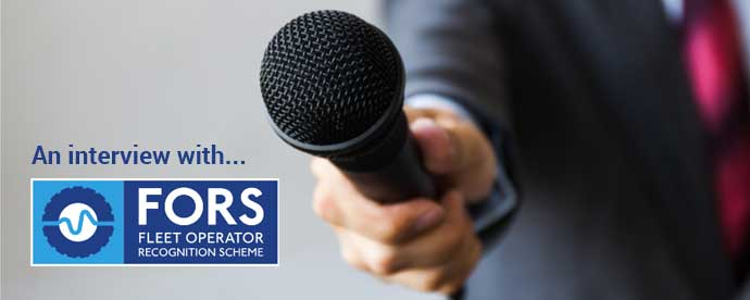 FORS INTERVIEW PART 2: views on the latest fleet management trends and WRRR technologies, and more